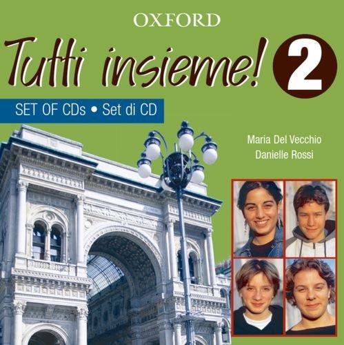 TUTTI Insieme!: Part 2: CD s: Lucia D Angelo, Maria Del Vecchio, Danielle Rossi