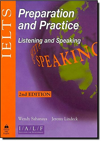 9780195516296: Listening and Speaking (IELTS Preparation and Practice)