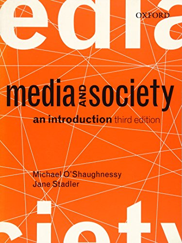 9780195517569: Media and Society: An Introduction