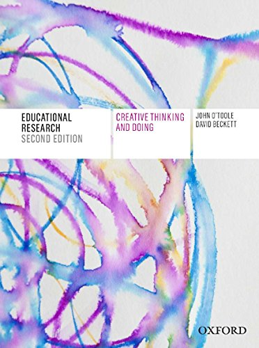 9780195518313: Educational Research: Creative Thinking and Doing
