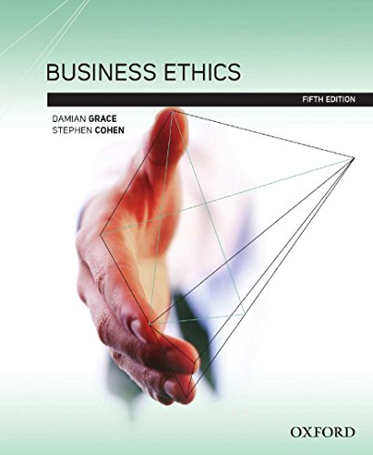 9780195519549: Business Ethics