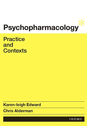 9780195519631: Psychopharmacology: Practice and Contexts