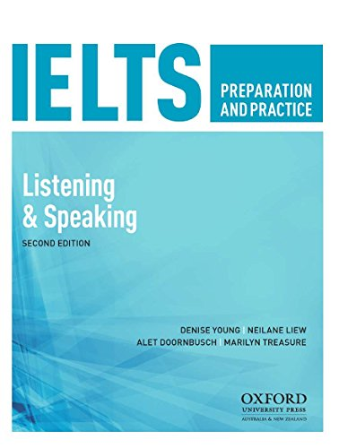 9780195520972: Ielts Preparation and Practice: Speaking and Listening Student Book