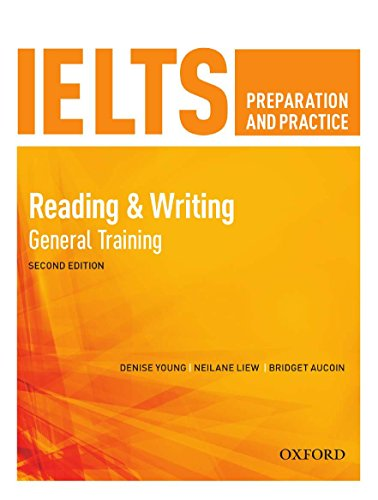 9780195520989: IELTS Preparation & Practice Reading & Writing General Training Students Book
