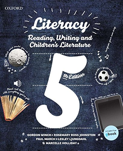 9780195521160: Literacy: Reading, Writing and Children's Literature