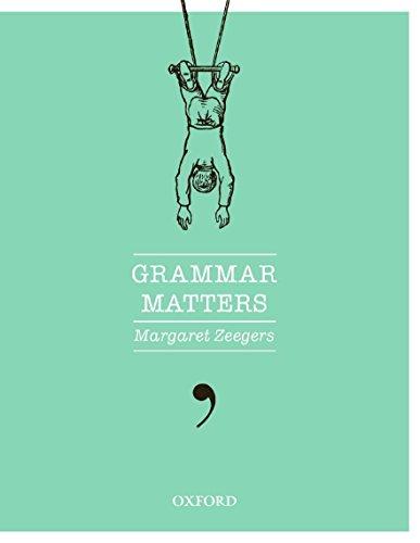 9780195523096: Grammar Matters