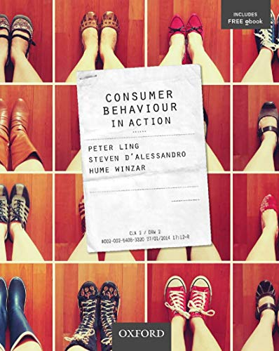 Consumer Behaviour in Action (Paperback): Peter Ling