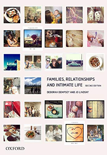 9780195525649: Families, Relationships and Intimate Life