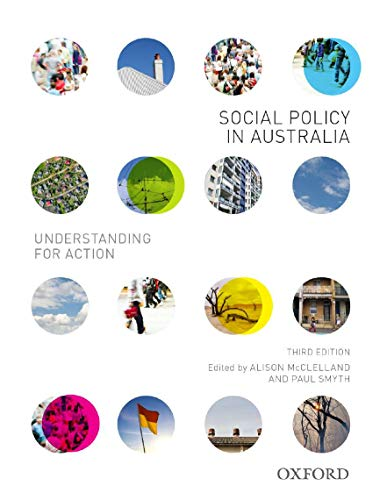 9780195526868: Social Policy in Australia: Understanding for Action
