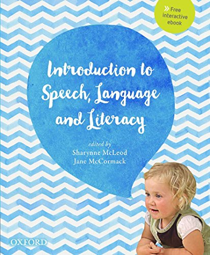 9780195527926: Introduction to Speech, Language and Literacy
