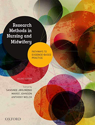 9780195528510: Research Methods in Nursing and Midwifery: Pathways to Evidence-based: Practice