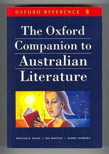The Oxford Companion to Australian Literature: Barry Andrews, William