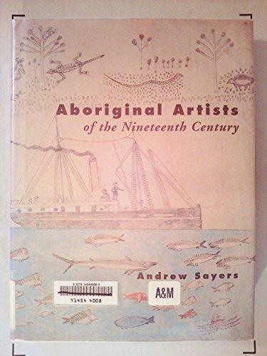 9780195533927: Aboriginal Artists of the Nineteenth Century