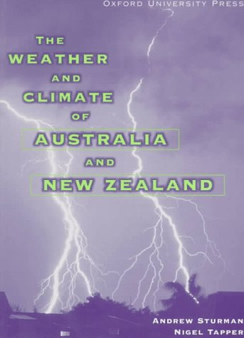 9780195533934: The Weather and Climate of Australia and New Zealand