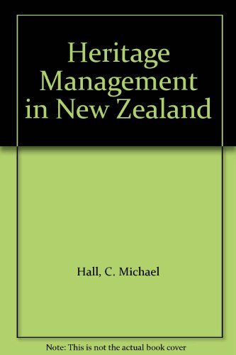 9780195539066: Heritage Management in New Zealand