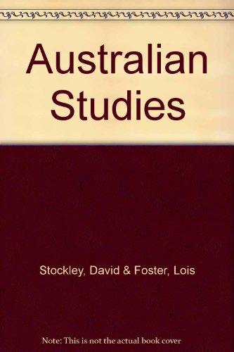 9780195542547: Australian Studies