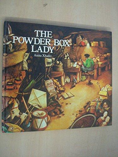 The Powder Box Lady: Anita Xhafer