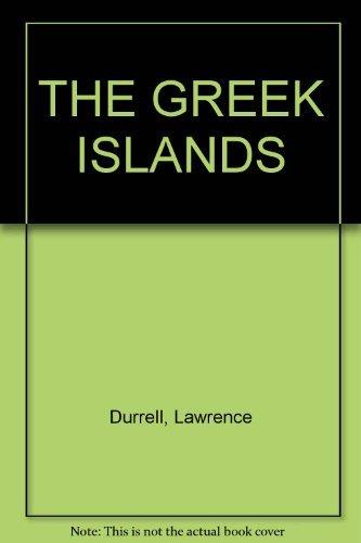 9780195542776: The Greek Islands