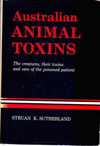 9780195543674: Australian Animal Toxins