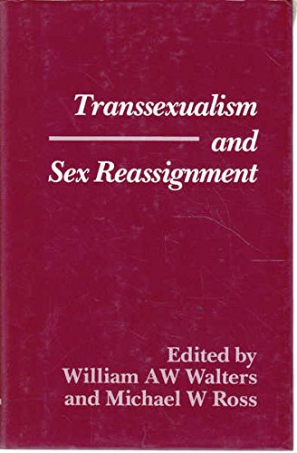 9780195544626: Transsexualism and Sex Reassignment