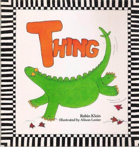 9780195545494: Thing
