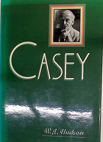 9780195547306: Casey: A Biography