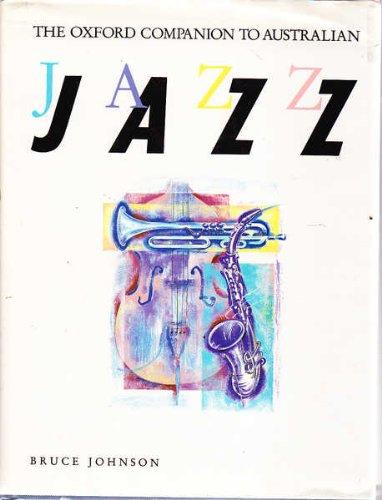 The Oxford Companion to Australian Jazz: Johnson, Bruce