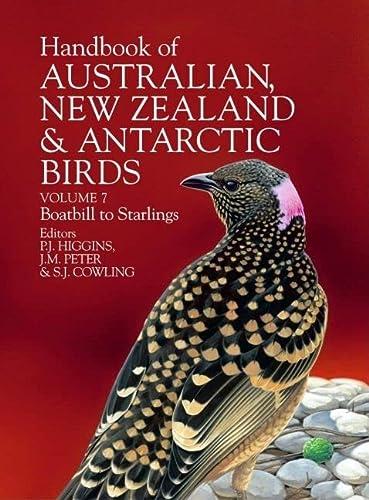 9780195550368: Handbook of Australian, New Zealand and Antarctic Birds: Seven-volume Set