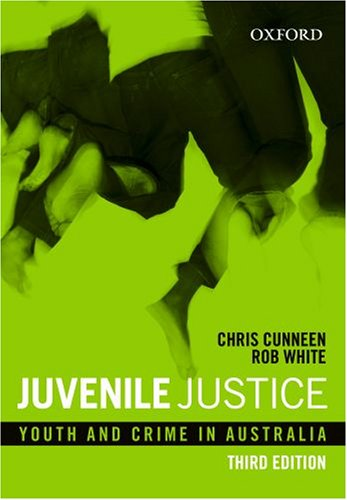 9780195550504: Juvenile Justice: Youth and Crime in Australia