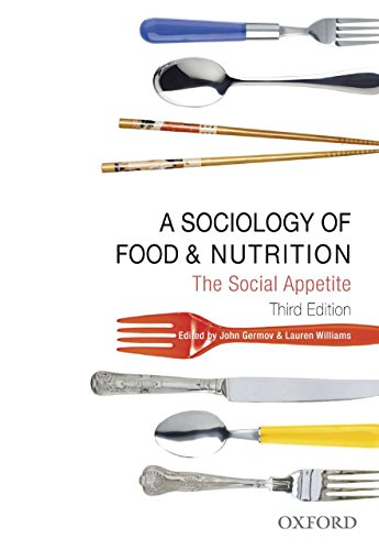 9780195551501: A Sociology of Food and Nutrition: The Social Appetite