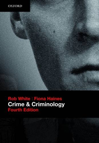 9780195551563: Crime and Criminology
