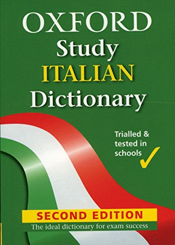 9780195553109: Study Italian Dictionary (Australian Dictionaries/Thesauruses/Reference)