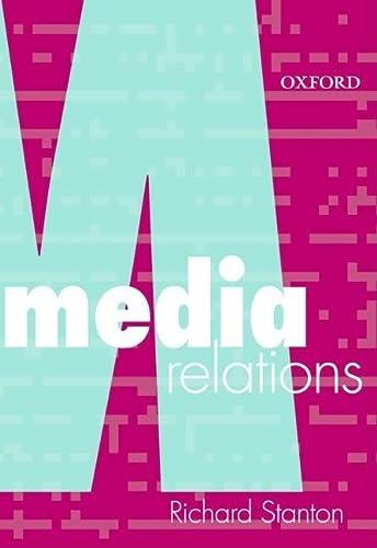 9780195557343: Media Relations