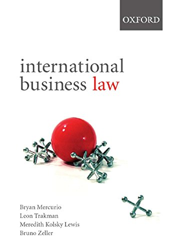 9780195560176: International Business Law