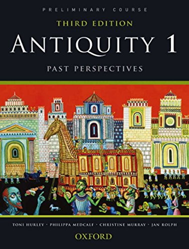 Antiquity 1 (Paperback): Toni Hurley