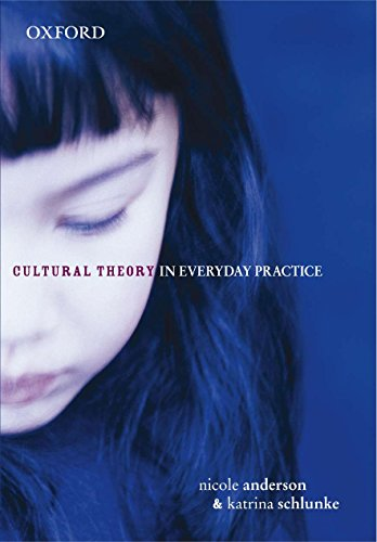 Cultural Theory in Everyday Practice: Nicole Anderson; Katrina