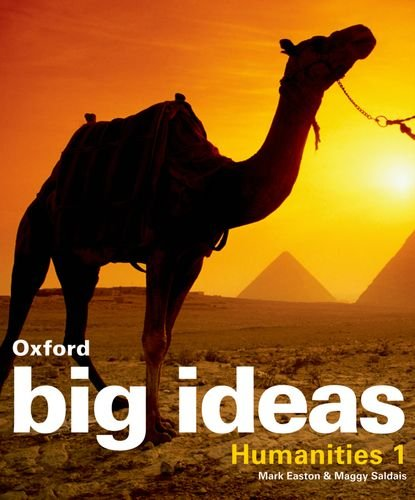 Oxford Big Ideas Humanities 1: Saldais, Maggy; Easton,