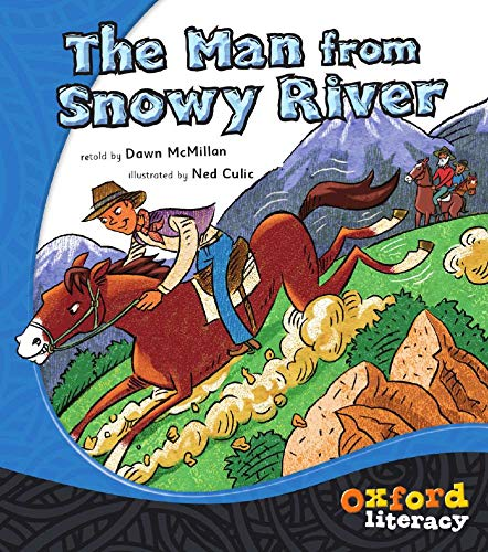 9780195563528: The Man from Snowy River (Oxford Literacy)