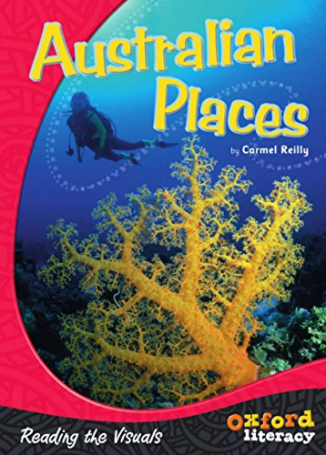 9780195563696: Australian Places (Oxford Literacy)