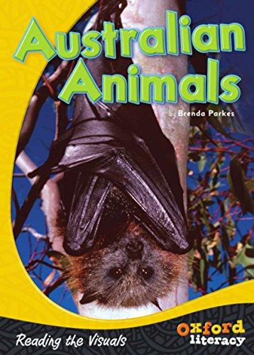9780195563702: Australian Animals (Oxford Literacy)