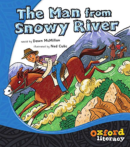 9780195564082: The Man from Snowy River (Oxford Literacy)