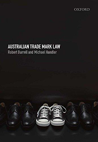 9780195565393: Australian Trademark Law