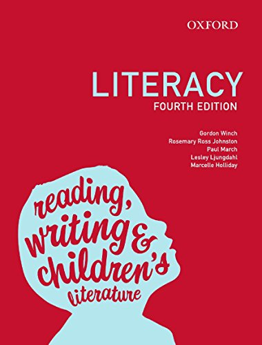 9780195565638: Literacy: Reading, Writing and Children's Literature