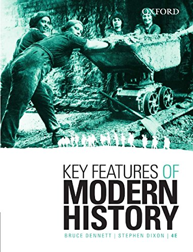 Key Features of Modern History (Paperback): Stephen Dixon