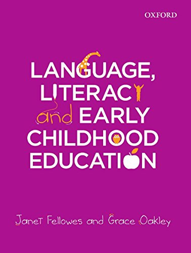9780195566284: Language, Literacy and Early Childhood Education