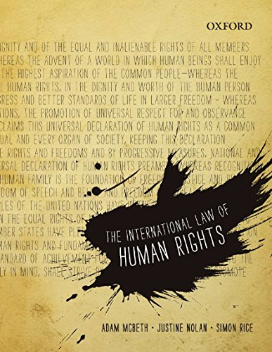 9780195568806: The International Law of Human Rights