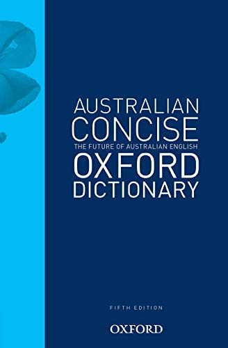 9780195568882: Concise Oxford Australian Dictionary