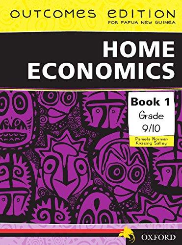 Papua New Guinea Home Economics Book 1: Pamela Norman