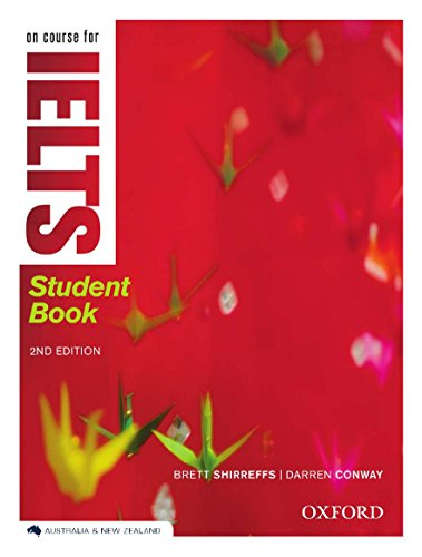 9780195574562: On Course for IELTS: Student's Book