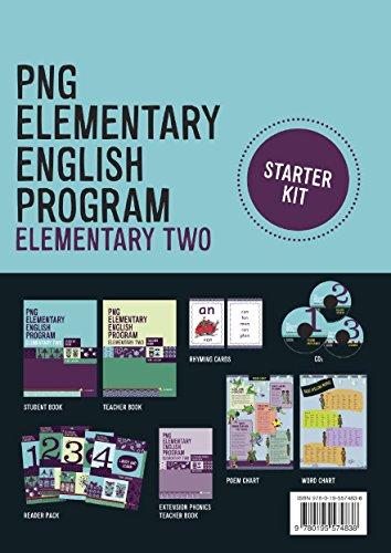 PNG Elementary English Program Starter Kit Elementary 2: Tandi Jackson